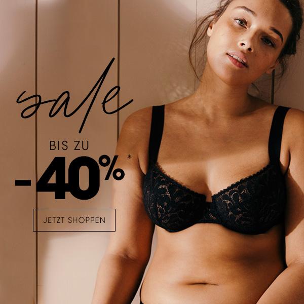 Sale : bis zu -40%*
