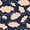Low-cut Slip Wolke Marineblau TAKE AWAY