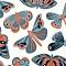 Rüschen-Slip Schmetterling Elfenbein TAKE AWAY