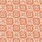 Slip mit Fantasie-Motiv Faience Orange Mandarine TAKE AWAY