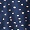 Pyjama-Set Kravatte Marineblau DODO