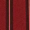 Karottenhose Streifen Rubinrot PIMPANT