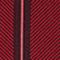 Langärmliges Tunika Streifen Rubinrot PIMPANT