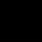 Langes Nachthemd Schwarz CARESSE